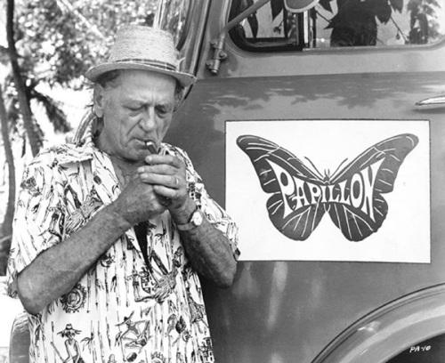 Henri Charriere, el verdadero Papillon